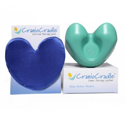 Hot Cold Pack with Original CranioCradle